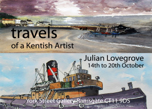 My Exhibition in ramsgate