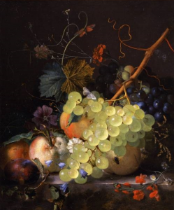 Jan Van Huysum Still Life