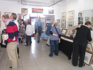 My 2013 Exhibition in Ramsgate
