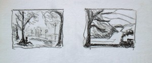 Tonal or Value Sketches