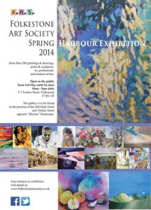 Folkestone Spring Art Exhibition 2014