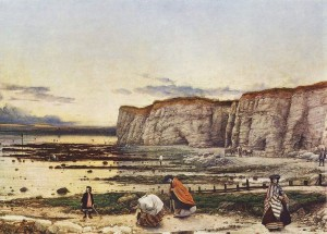 Pegwell Bay by William Dyce