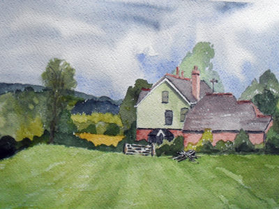 Farmhouse at West Malling