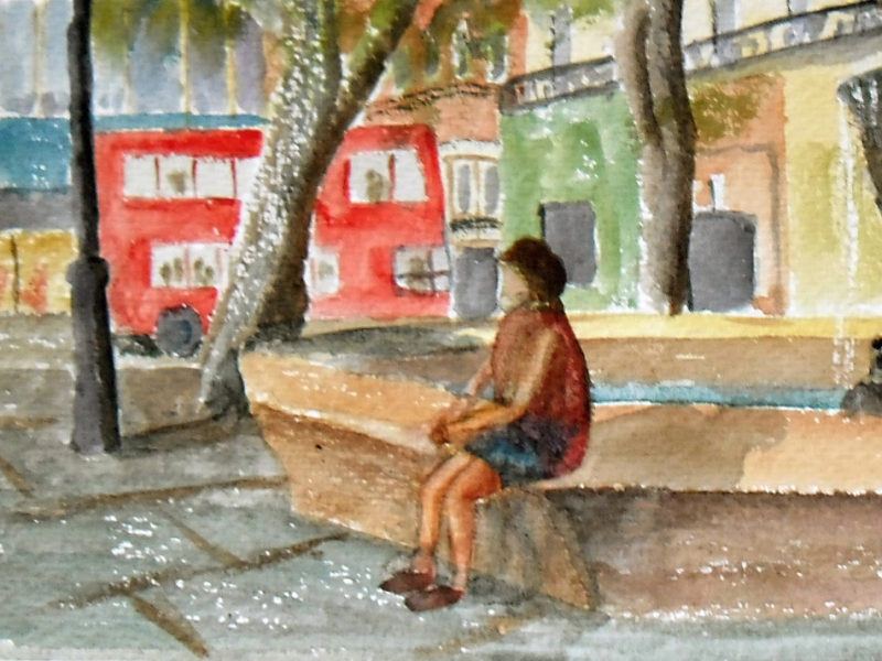 Sloane Square Painting