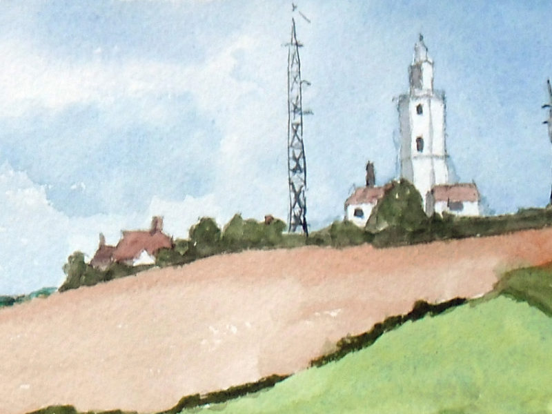 North Foreland Painting
