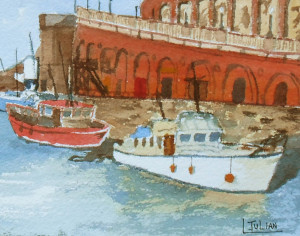 Painting of Ramsgate