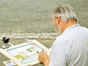 How to learn to Draw and Paint