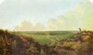 Mousehold Heath, Norwich - John Crome