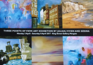 Three Points of View Exhibition in Margate